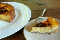 Fluffiger Rahm-Quark Kuchen