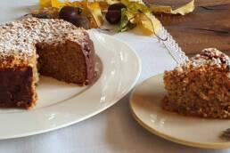 Tessiner Maroni Kuchen